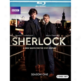 Sherlock Taint One Dvd Or Blu-ray