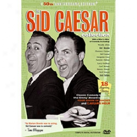 Sid Caesar Collectioh Dvd
