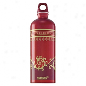 Sigg Maharadsha Water Bottle 1 Litre 1l-ruby