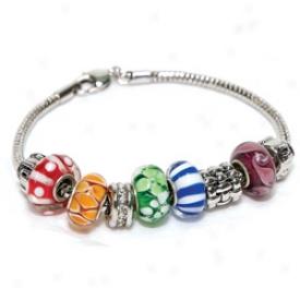 Slide Bead Bracelet