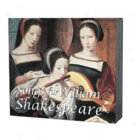 Songs For William Shakespeare Cd