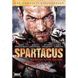 Spartacus Blood & Sand Dvd
