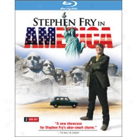 Stephen Fry In America Dvd Or Bluray
