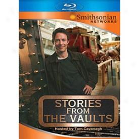 Stories Fron The Vault Season 1 Dvd Or Bluray