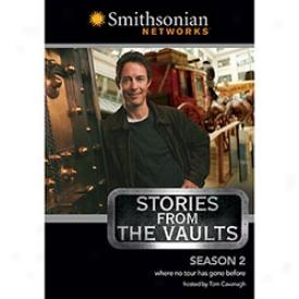 Storieq Fron The Vault Season 2 Dvd Or Bluray