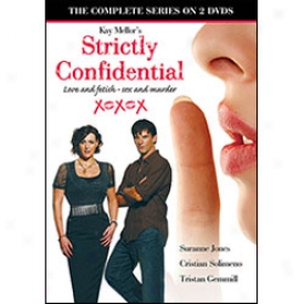 Strictly Confidential The Complete Series Dvd
