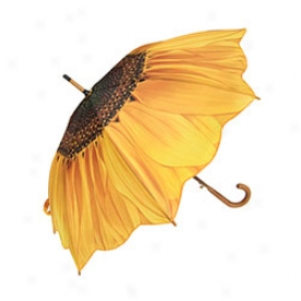 Sunflower Bloom Umbrella Hook
