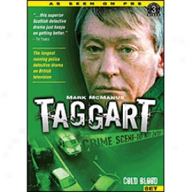 Taggart Cold Blood Set Dvd