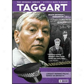 Taggart Decease Without Dishonour Set Dvd