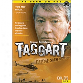 Taggart Evil Eye Set Dvd