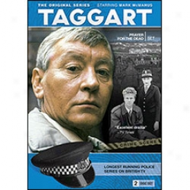 Taggart Prayer For The Dead Predetermined Dvd