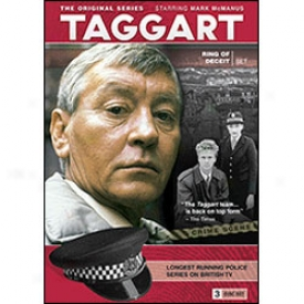 Taggart Ring Of Deceit Set Dvd
