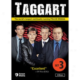 Taggart Set 3 Dvd