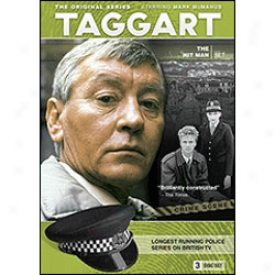 Taggart The Hit Man Set Dvd