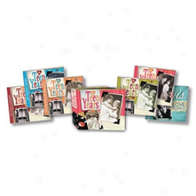 Teen Years Collection Box Set Cd Cdaudio