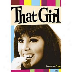That Girl Season One Dvd