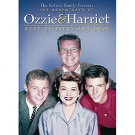 The Adventures Of Ozzie & Harriet: Best Of Ricky And Dave Dvd