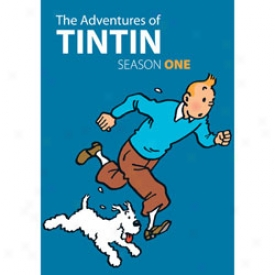 The Adventures Of Tintin Season One Dvd