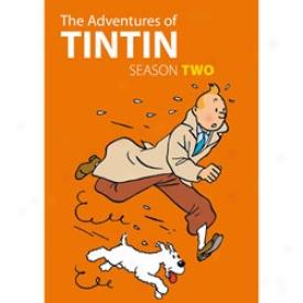 The Adventures Of Tintun Season Two Dvd