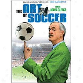 The Art Of Soccer With John Cleese Dvd