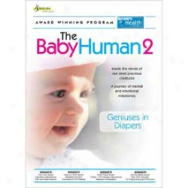 The Baby Human 2 Geniuses In Diapers  Dvd