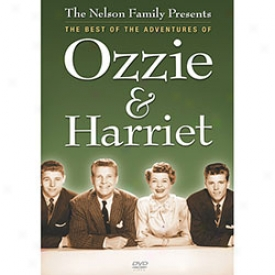 The Best Of The Adventures Ozzie & Harriet Dvd