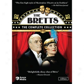 The Bretts Complete Collection Dvd