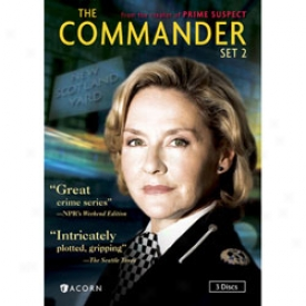 The Commander Set 2 Dvd