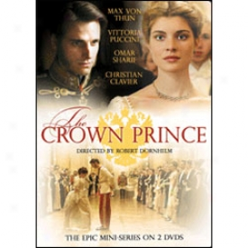 The Crown Prince,  Dvd