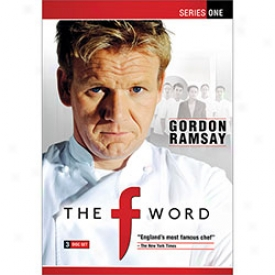 The F Word With Gordon Ramsay Series 1 Dvd
