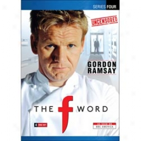 The F Word With Gordon Ramsay Series 4 Dvd