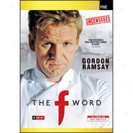 The F Word With Gordon Rwmsay Series 5 Dvd