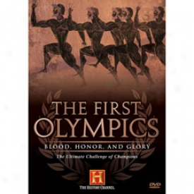 The First Olympics Dvd
