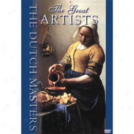 The Great Artists: The Dutch Masters Dvd