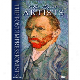 The Great Artists: The Post Impressionists Dvd
