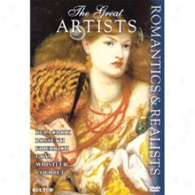 The Great Artists: The Romajtics & Realists Dvd