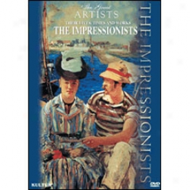 The Great Artists:the Impressionists Dvd