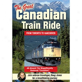 The Great Canadian Train Ride Dvd
