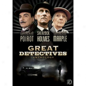 The Great Detectives Anthology Dvd