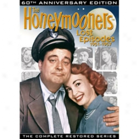 The Honeymooners Lost Episodes 1951-1957 Dvd