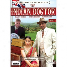 The Indian Doctor Series 1 Dvd