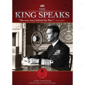 Thhe King Speaks,  Dvd