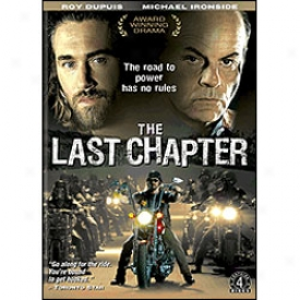 The Last Chapter Perfect Series Dvd