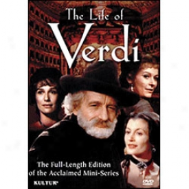 The Life Of Verdi Dvd