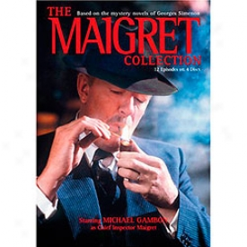 The Maigret Colelction Dvd