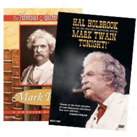 The Mark Twain Collection Dvd