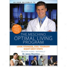 The Meschino Optimal Living Dvd