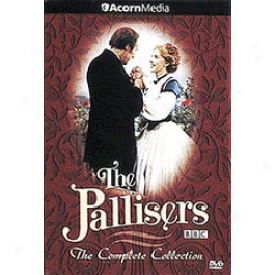 The Pallisers Complete Dvd