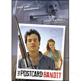 The Postcard Bandit Dvd