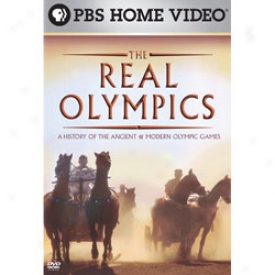 The Real Olympics Dvd